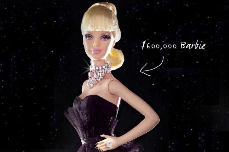 barbie gioielli