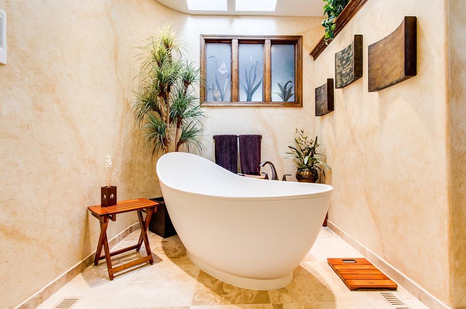 bagno casa di lusso