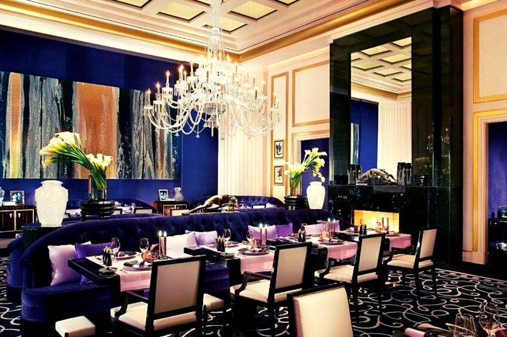 ristorante di lusso las vegas