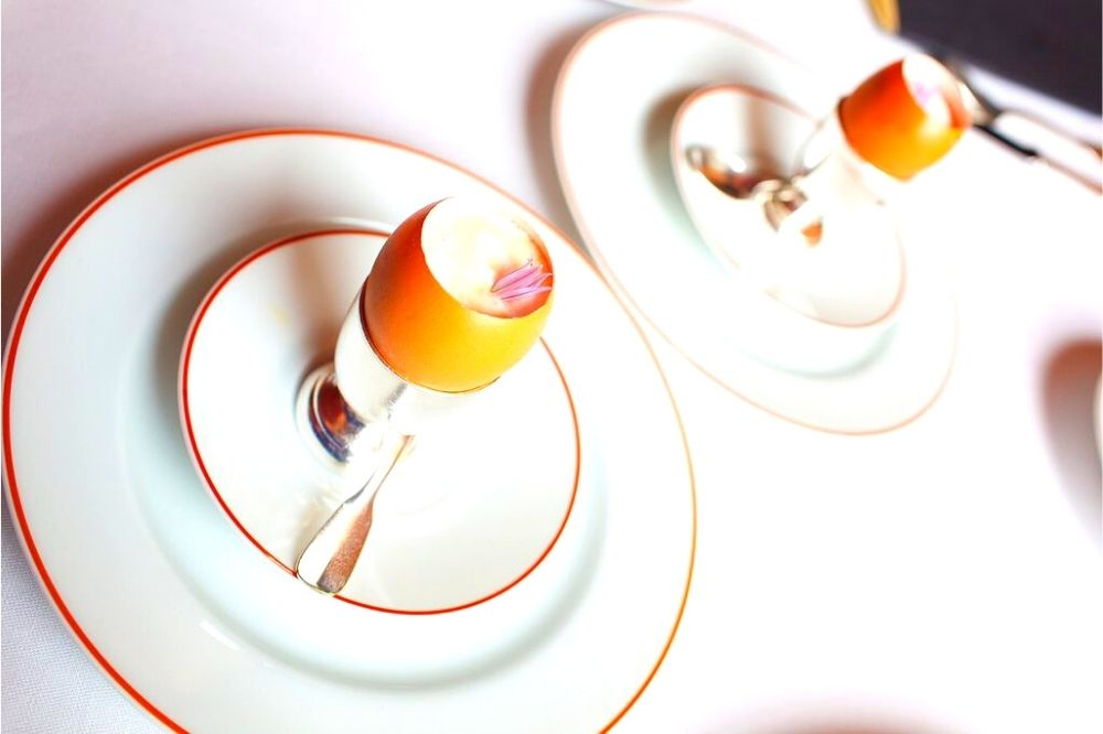 ristorante di lusso parigi