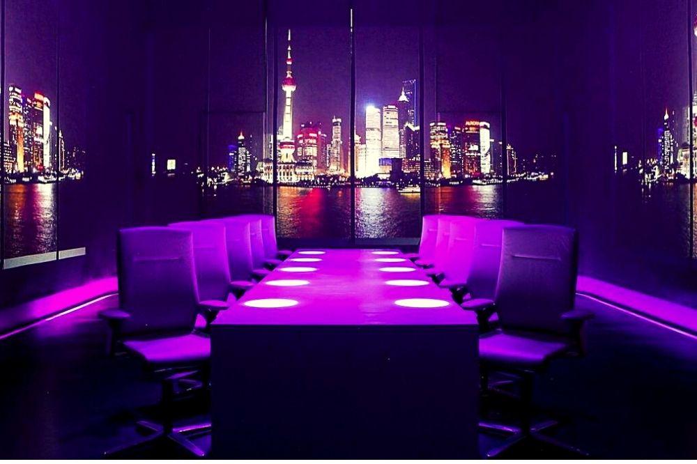 ristorante di lusso shanghai