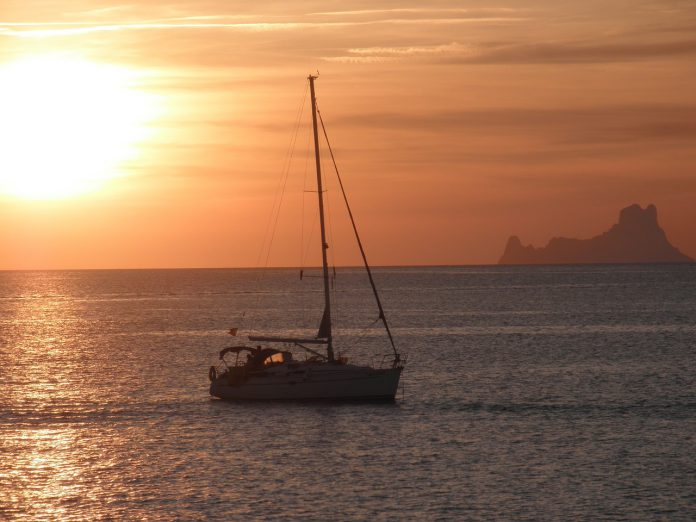 formentera tramonto