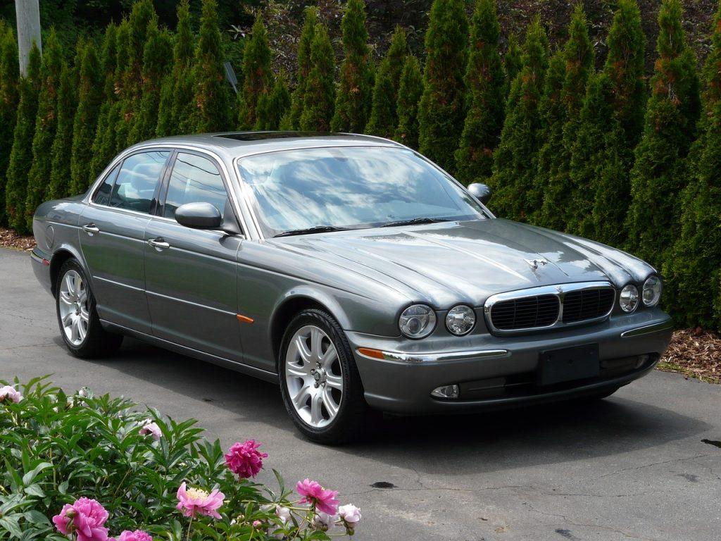 modello iconico jaguar