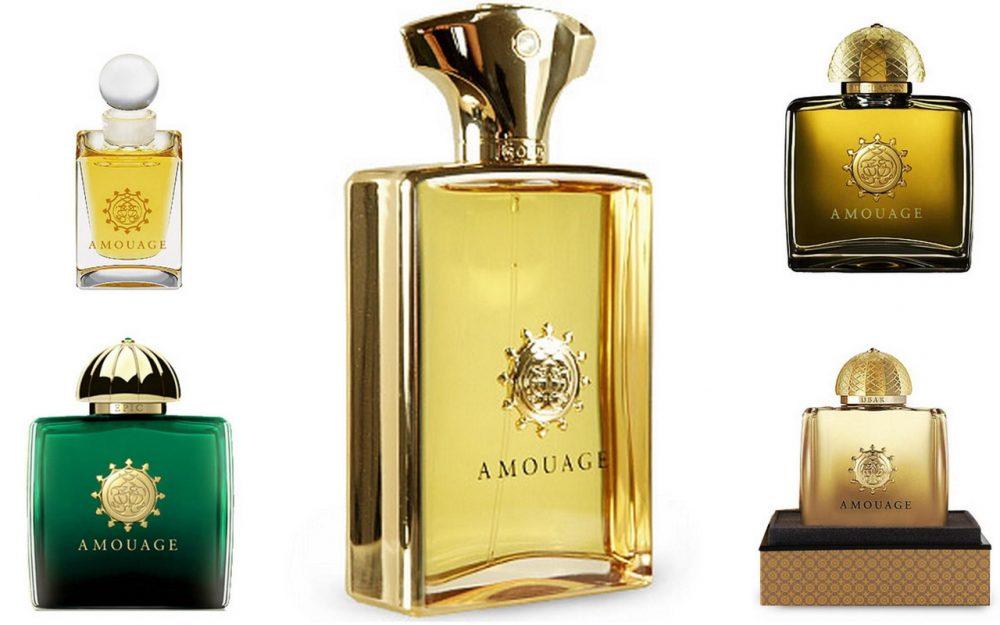 Amouage: origini e storia del profumo