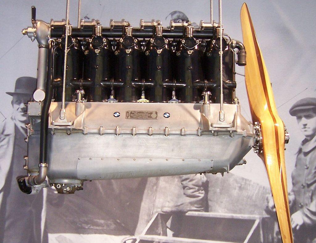 motore bmw 1917