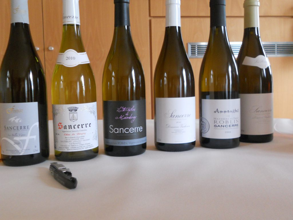 vini francesi famosi Côté de la Loire