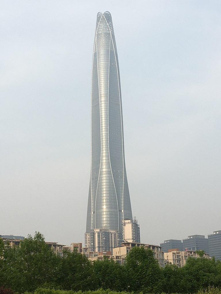 grattacielo cinese