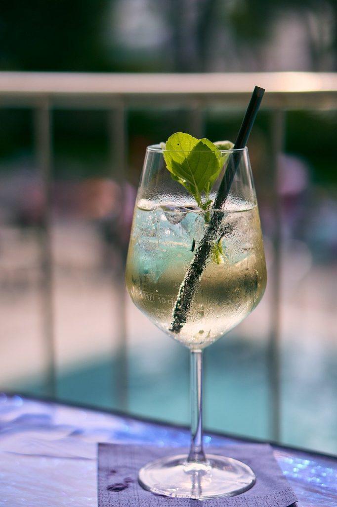 hugo cocktail foto